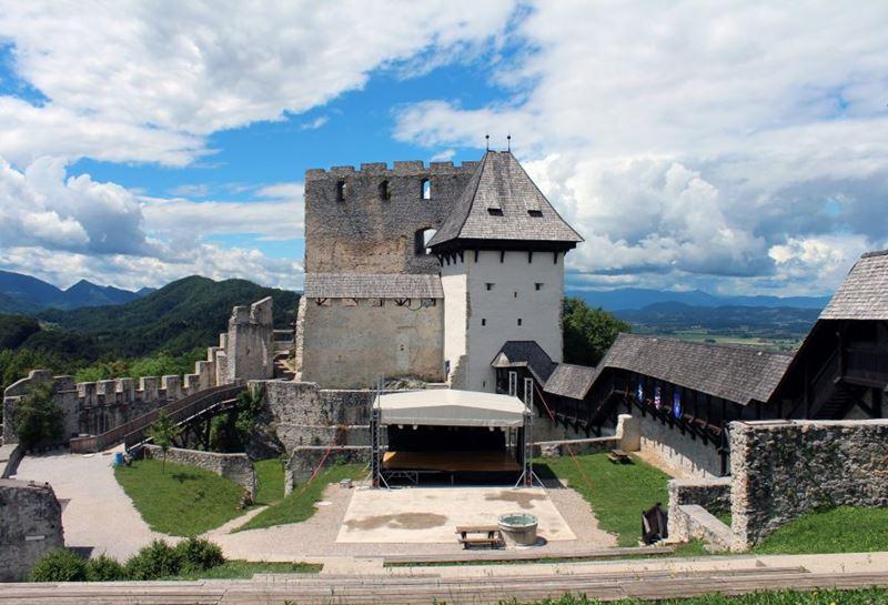 Необычные экскурсии в Словении - как жили графы Цельские