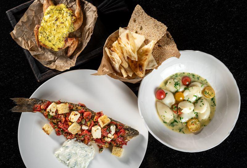 «Большой греческий ланч» в ресторане «Пифагор» - фото 3