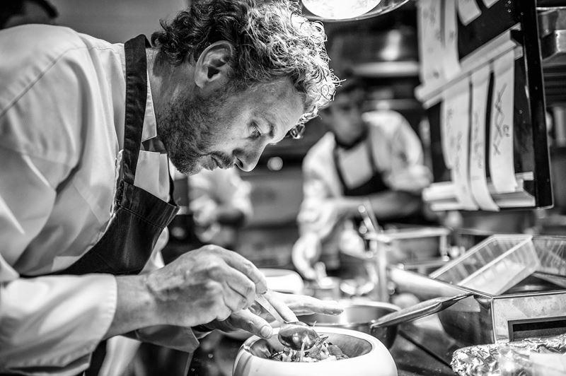 Арно Донкель был признан «Шеф-поваром года»