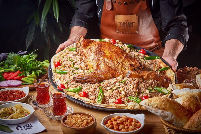 Турецкие застолья: блюда на компанию в Cihan Turkish Steak & Kebab - фото 2