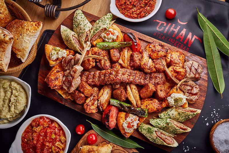 Турецкие застолья: блюда на компанию в Cihan Turkish Steak & Kebab - фото 1