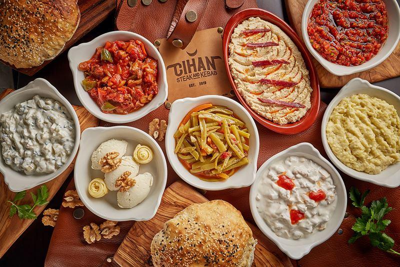 Турецкие застолья: блюда на компанию в Cihan Turkish Steak & Kebab - фото 3