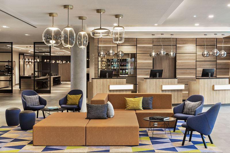 Новый отель в Гамбурге: Courtyard by Marriott Hamburg City - фото 4