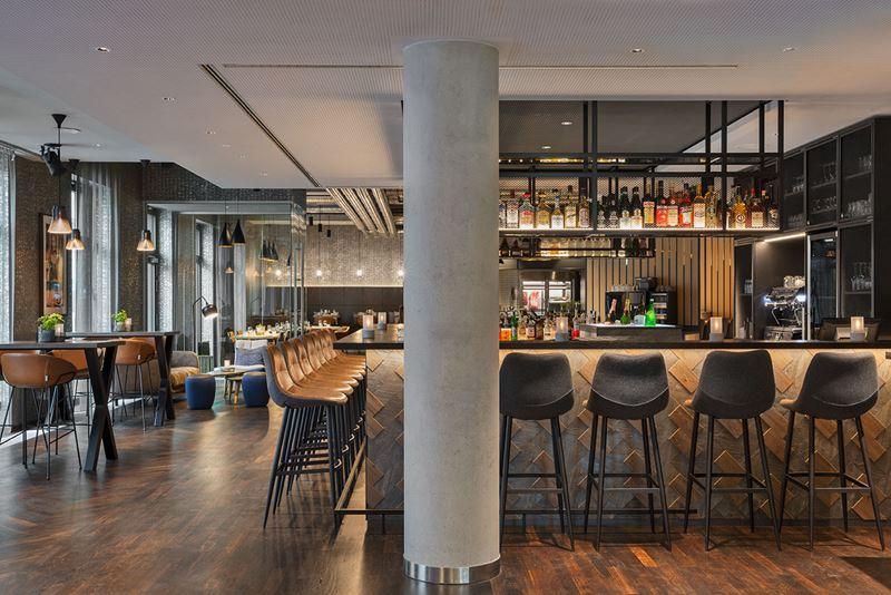 Новый отель в Гамбурге: Courtyard by Marriott Hamburg City - фото 7