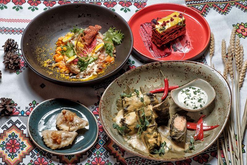 «География на вкус»: ужин с Никой Ганич в ресторане «Шинок»