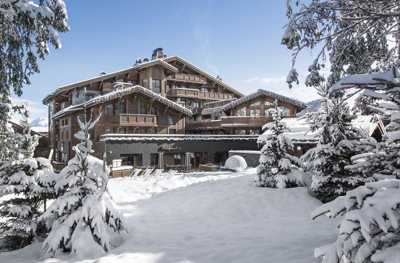 Hôtel Barrière Les Neiges Courchevel удостоен звания «Палас»