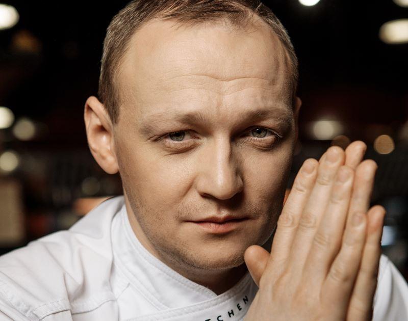 Шеф-повар Андрей Жданов возглавил кухню ресторана MODUS