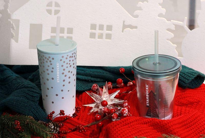 Время подарков: стильные тамблерыStarbucks
