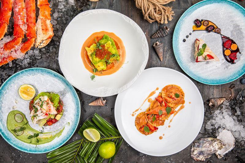 Блюда итальянской кухни в гастрономических сетах на яхтах «Чайка» и «Ласточка» - фото 2