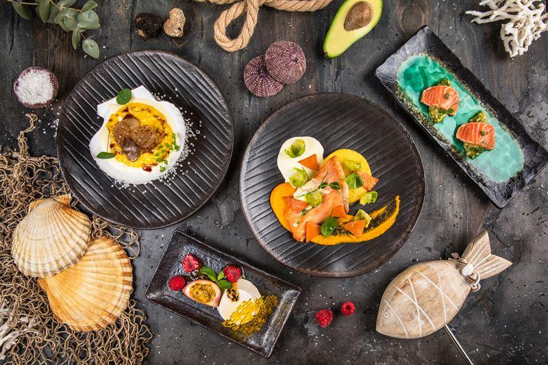 Блюда итальянской кухни в гастрономических сетах на яхтах «Чайка» и «Ласточка» - фото 1