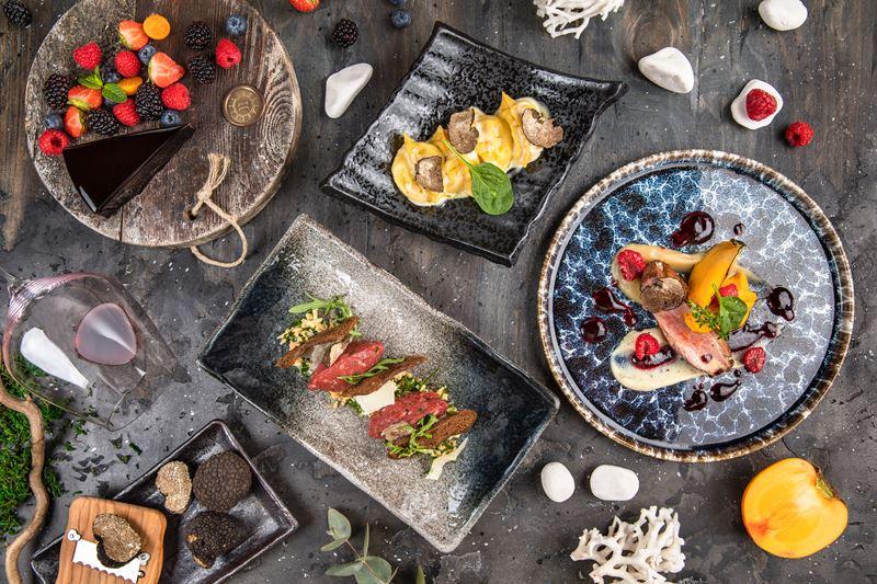 Блюда итальянской кухни в гастрономических сетах на яхтах «Чайка» и «Ласточка» - фото 3
