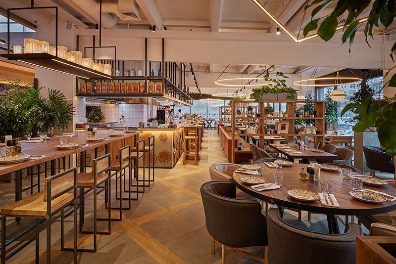 Новое место в Москве: ресторан «Сыроварня» на Черемушкинском рынке - фото 1