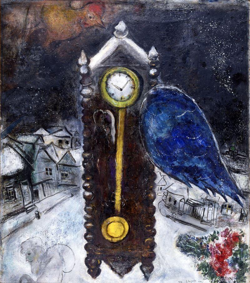 Выставка Марка Шагала в музее «Новый Иерусалим» - фото 3