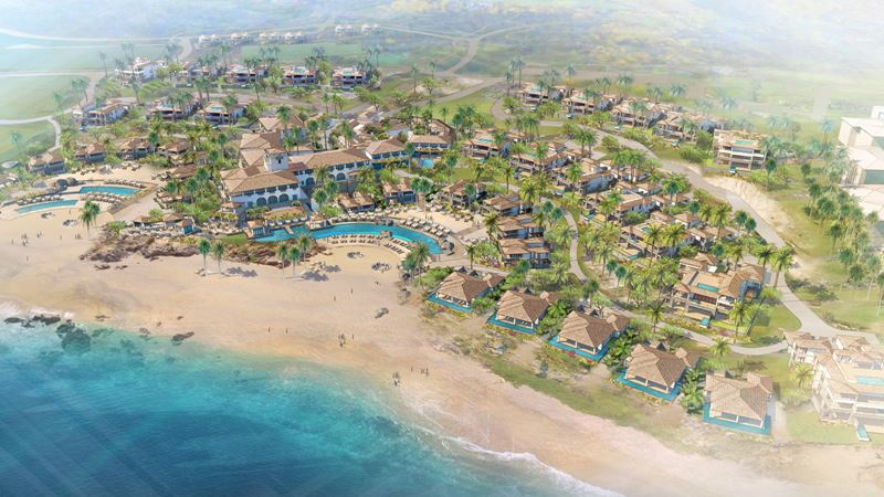 Four Seasons откроет новый курорт в Мексике в 2022 году