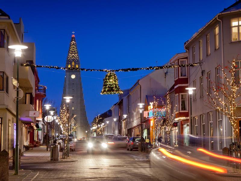 5 причин влюбиться в Исландию - Рейкьявик