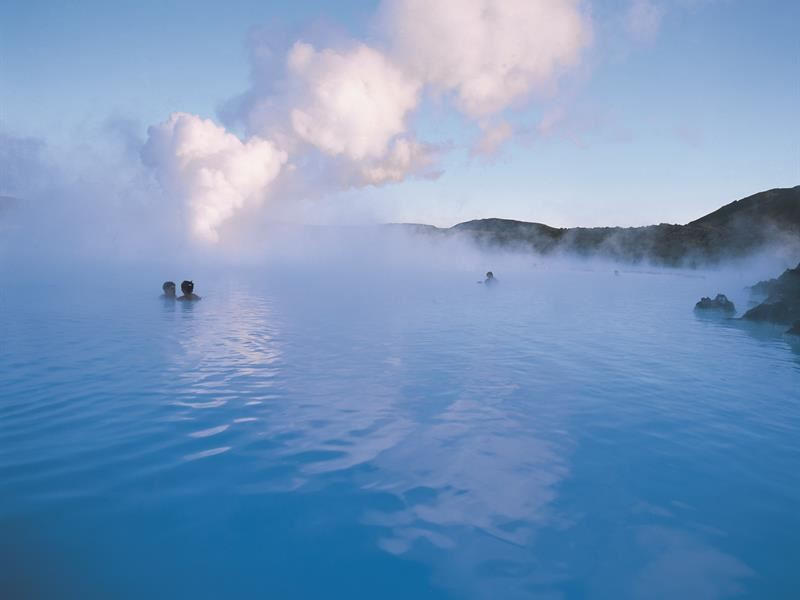 5 причин влюбиться в Исландию - Голубая Лагуна