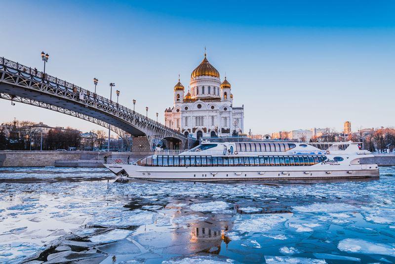 Речные прогулки по столице: на Москве-реке открылась зимняя пассажирская навигация 2019-2020 - фото 1