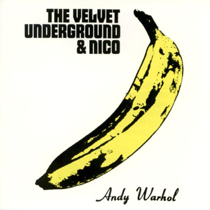 Банановое искусство: топ-9 арт-объектов - Банановый след рок-н-ролла