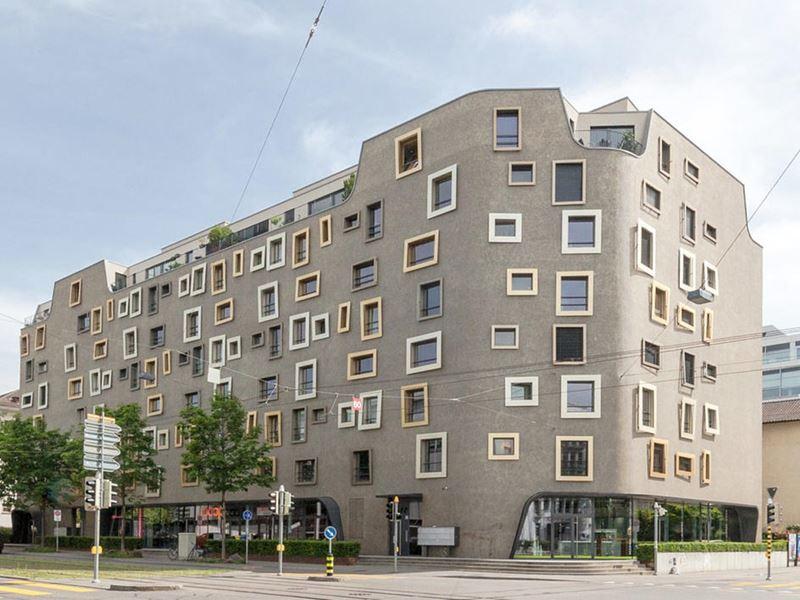 Современная архитектура Цюриха: топ-10 необычных городских объектов - K.I.S.S.
