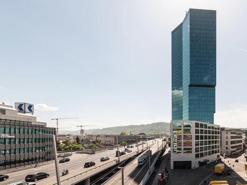Современная архитектура Цюриха: топ-10 необычных городских объектов -Prime Tower