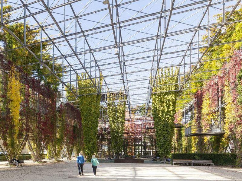 Современная архитектура Цюриха: топ-10 необычных городских объектов - MFO-Park