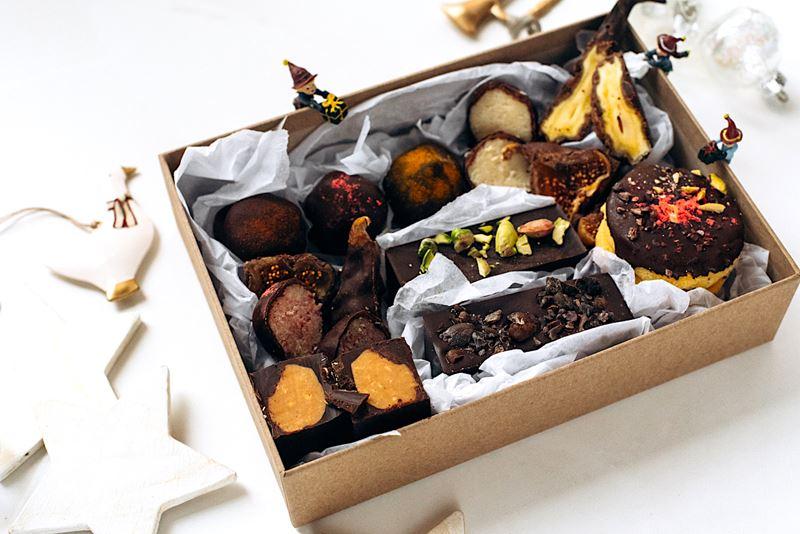 Рай для шокоголика: «шоколадные аптечки» от кафе деликатной кухни «Без Рецепта»