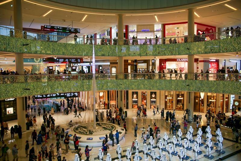 25-й Дубайский торговый фестиваль (26 декабря 2019 – 1 февраля 2020)