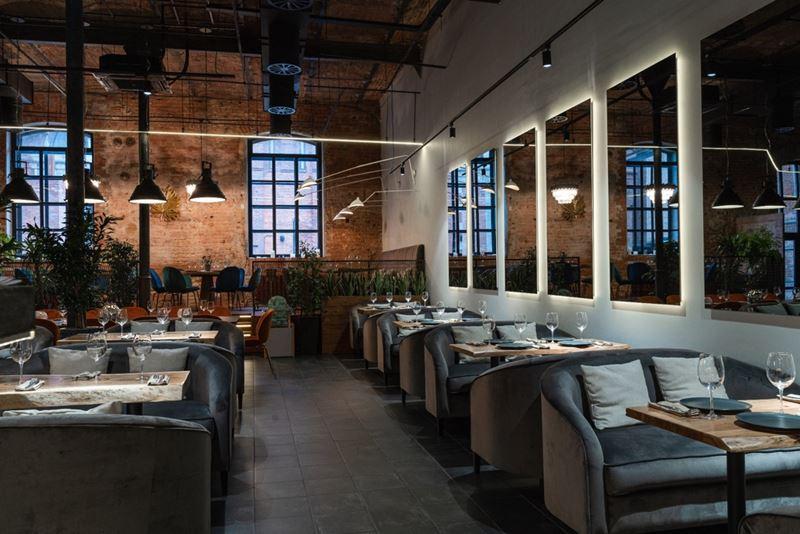 Новое место в Москве: ресторан Maer на Бадаевском заводе - фото 1