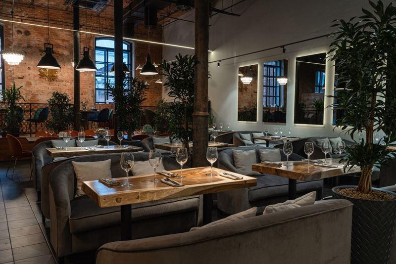 Новое место в Москве: ресторан Maer на Бадаевском заводе - фото 2