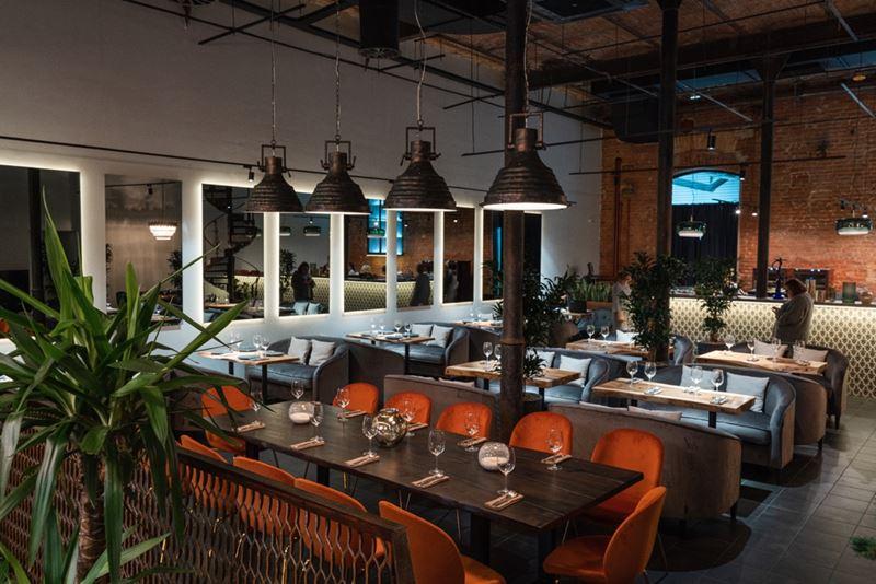 Новое место в Москве: ресторан Maer на Бадаевском заводе - фото 3