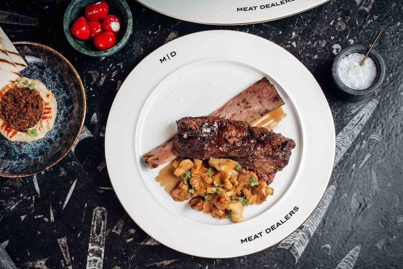 Где поесть мяса в фудмолле «Депо.Москва» - Meat Dealers (корнер #48)