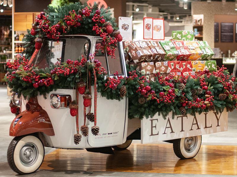 Mercatino Di Natale – рождественская ярмарка в Eataly Moscow (15 декабря 2019 – 15 января 2020)
