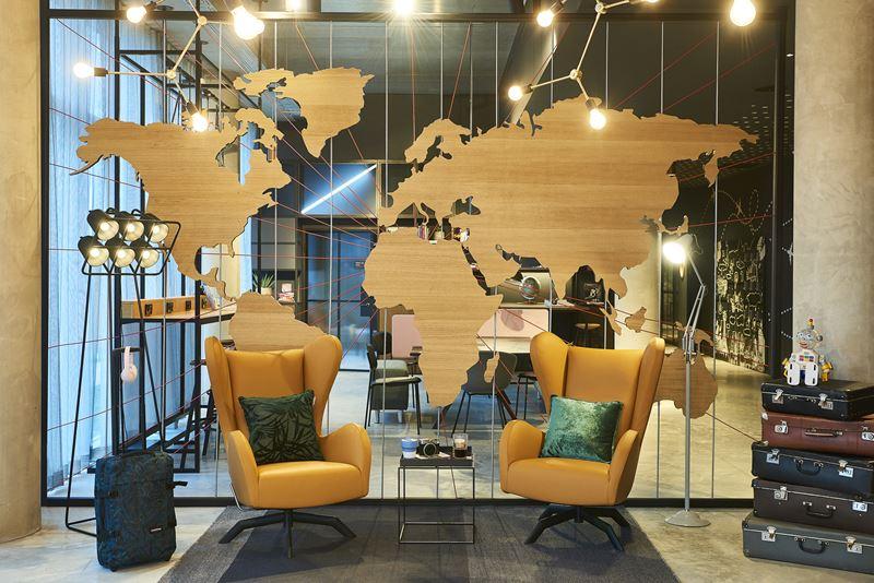 Новый отель в Париже: Moxy Paris Charles de Gaulle Airport - фото 3