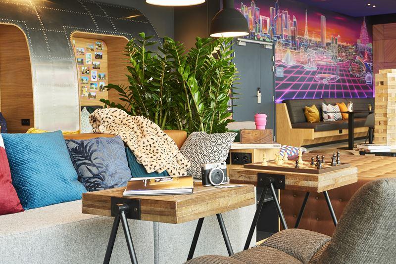 Новый отель в Париже: Moxy Paris Charles de Gaulle Airport - фото 4