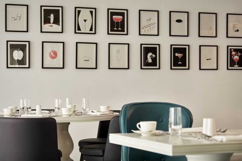 Дизайн отеля Parklane, a Luxury Collection Resort & Spa (Кипр, Лимассол) - фото 5