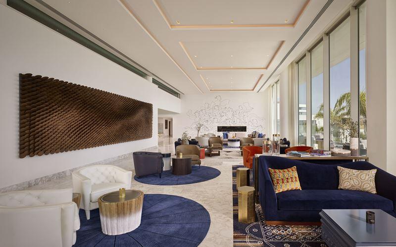 Дизайн отеля Parklane, a Luxury Collection Resort & Spa (Кипр, Лимассол) - фото 2