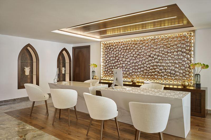 Дизайн отеля Parklane, a Luxury Collection Resort & Spa (Кипр, Лимассол) - фото