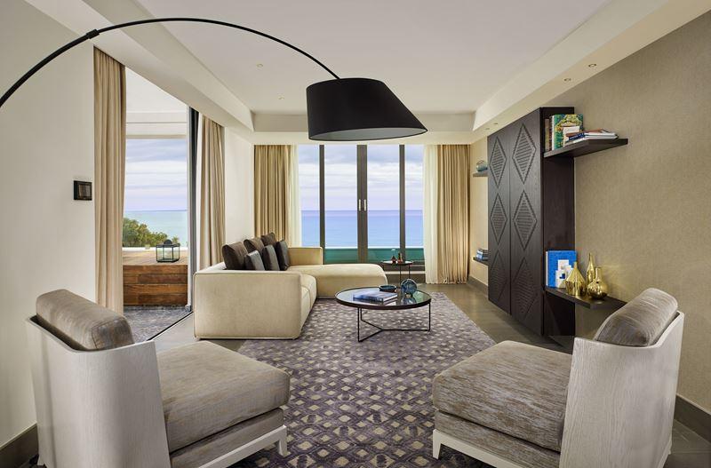 Дизайн отеля Parklane, a Luxury Collection Resort & Spa (Кипр, Лимассол) - фото 1