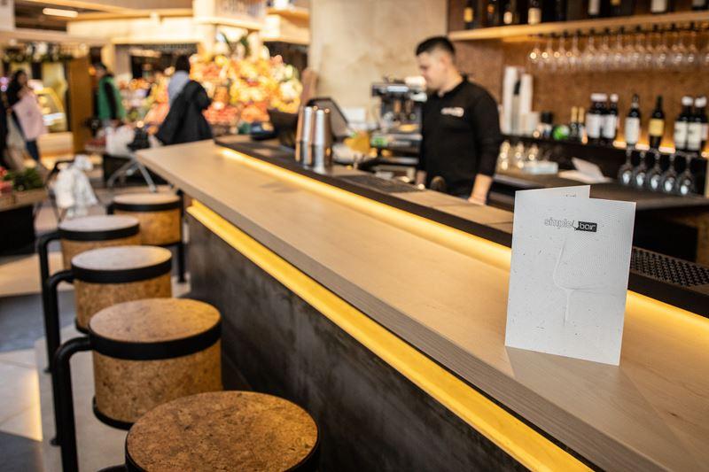 Новые корнеры на Черемушкинском рынке - Simple Bar