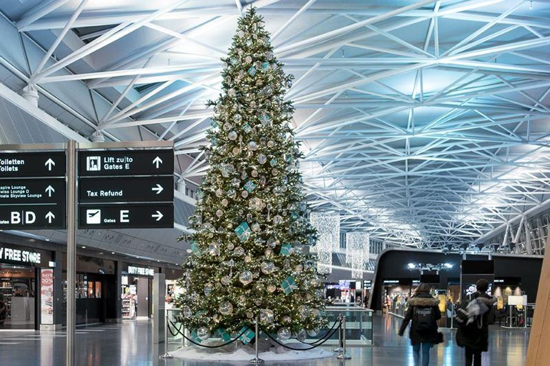 Аэропорт Цюриха - фото 1