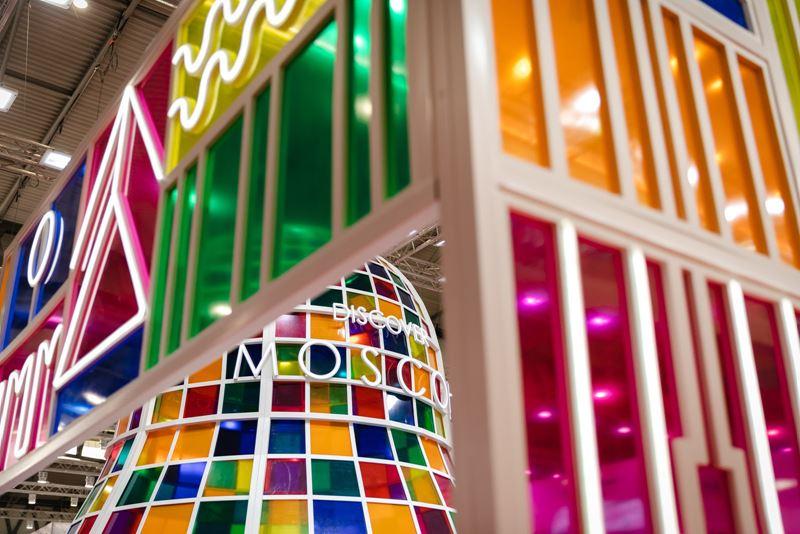 Стартует прием заявок на лучшее архитектурное решение стенда Москвы на зарубежных туристических выставках