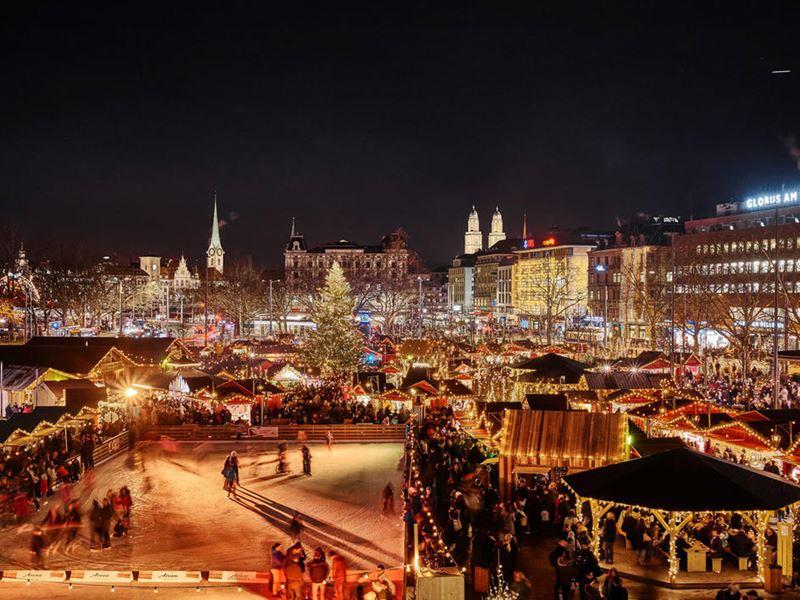 Чем заняться в Цюрихе во время зимних праздников - фото 2