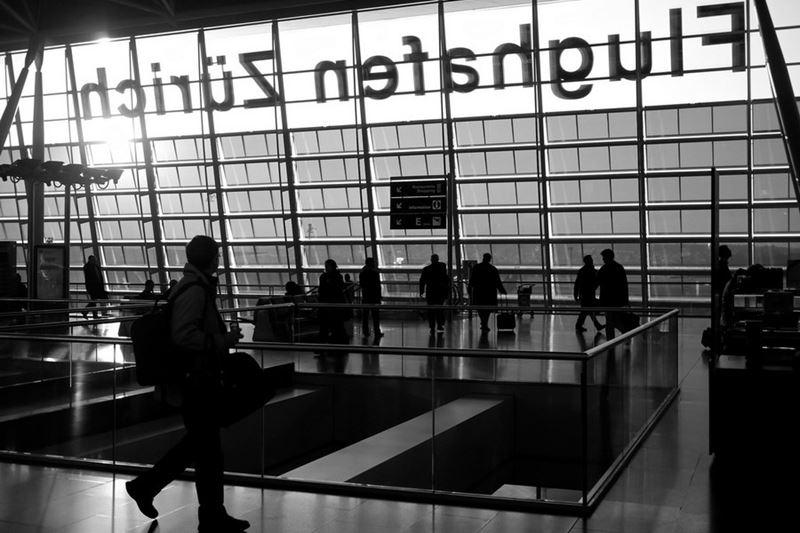 Аэропорт Цюриха - фото 4