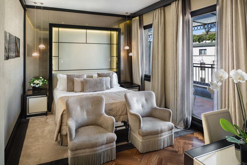 Отели Италии: Baglioni Hotel Carlton (Милан) - фото 4