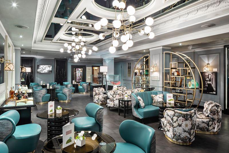 Отели Италии: Baglioni Hotel Carlton (Милан) - фото 7