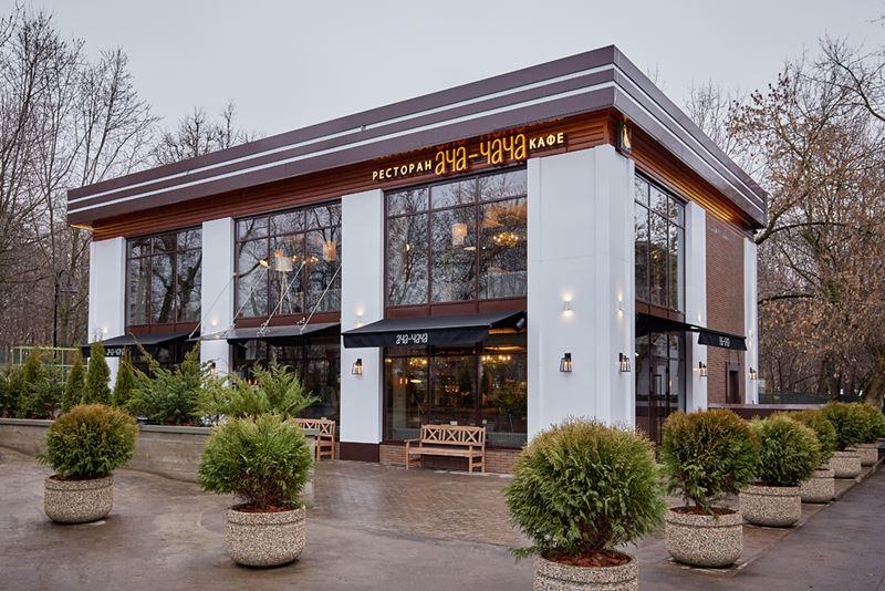 Новое место в Москве: ресторан абхазской кухни «Ача-Чача» на Войковской