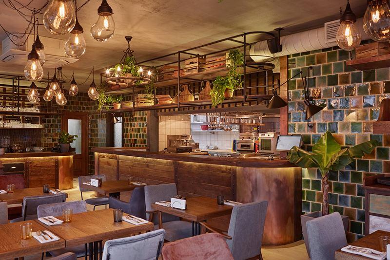Новое место в Москве: ресторан абхазской кухни «Ача-Чача» на Войковской - фото 1
