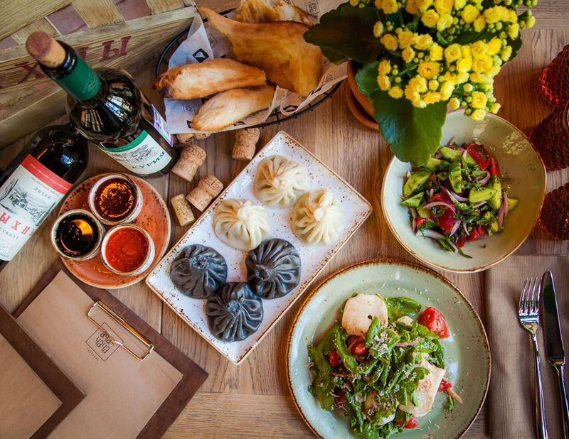 Новое место в Москве: ресторан абхазской кухни «Ача-Чача» на Войковской - фото 6