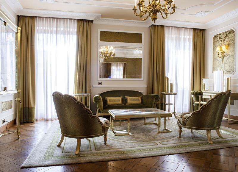 Отели Италии: Baglioni Hotel Carlton (Милан) - фото 5