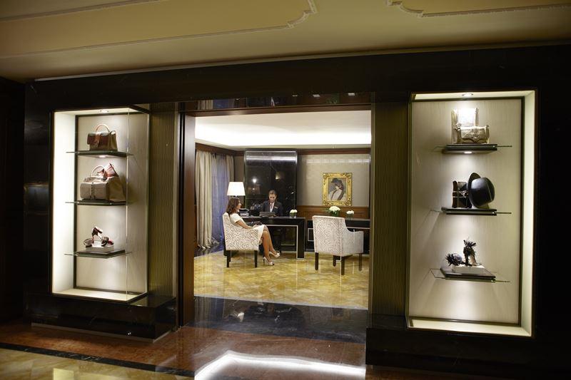 Отели Италии: Baglioni Hotel Carlton (Милан) - фото 2